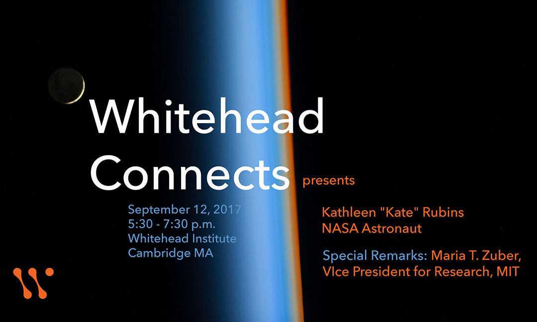 Whitehead Connects with Kate Rubins