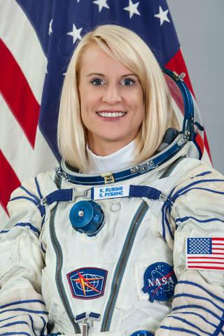"Kathleen ""Kate"" Rubins, NASA Astronaut"